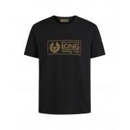 Belstaff Long Way Up Box Logo T-Shirt Black