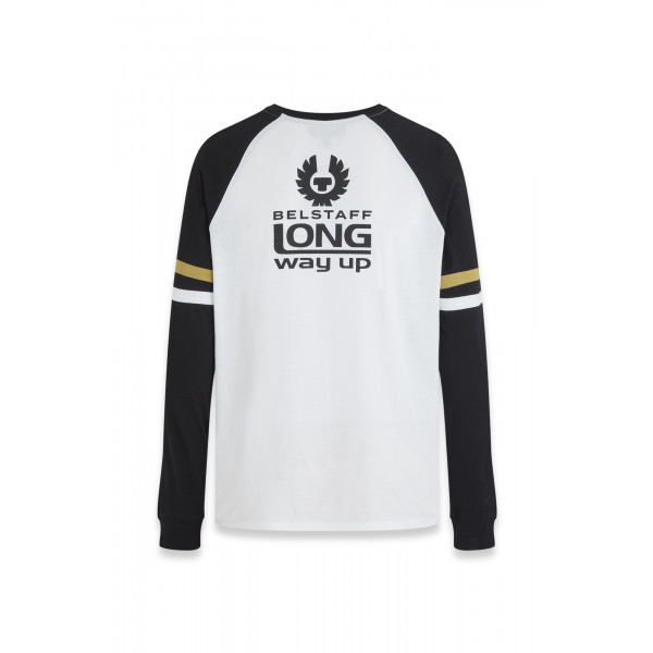 Belstaff Long Way Up Raglan Motorcycle L/S T-Shirt