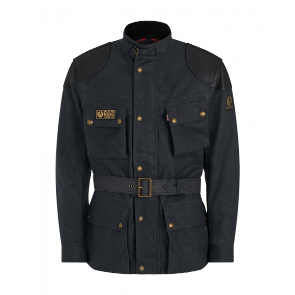Belstaff Long Way Up McGregor Pro Waxed Cotton Jacket