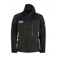Belstaff Long Way Up Dark Olive Black Jacket