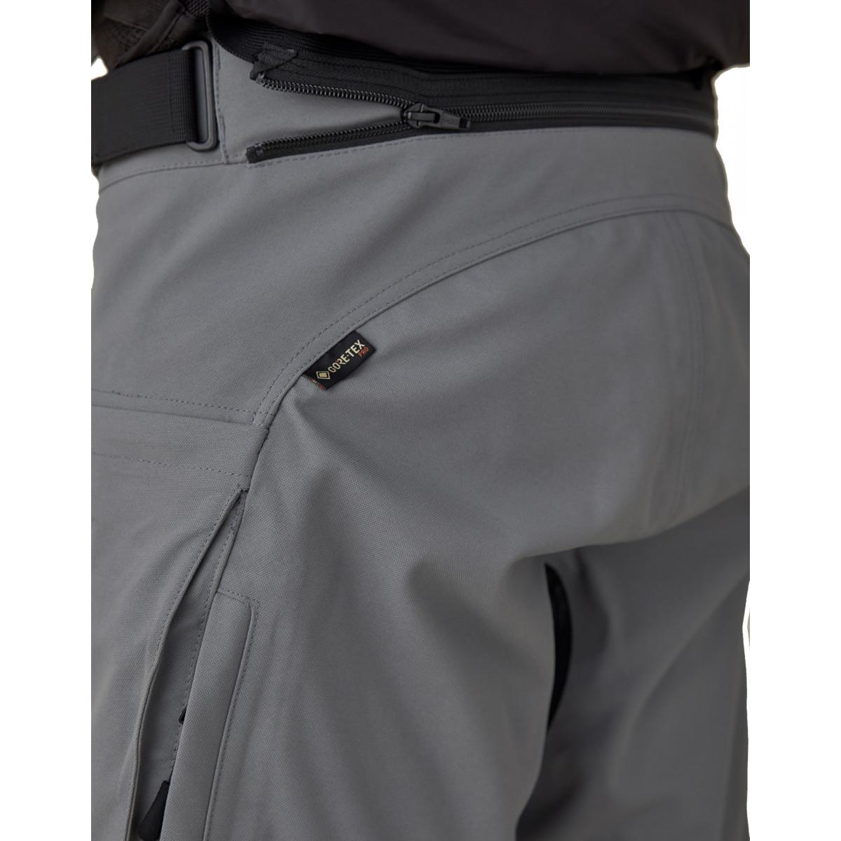 Belstaff Long Way Up Light Grey Trousers