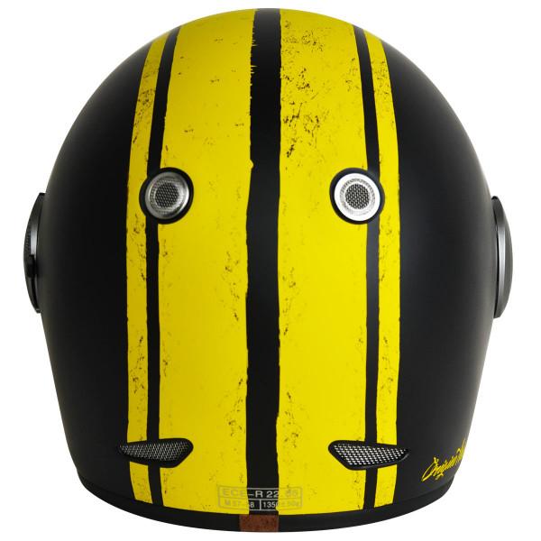 Origine Vega Custom Matt Black / Yellow