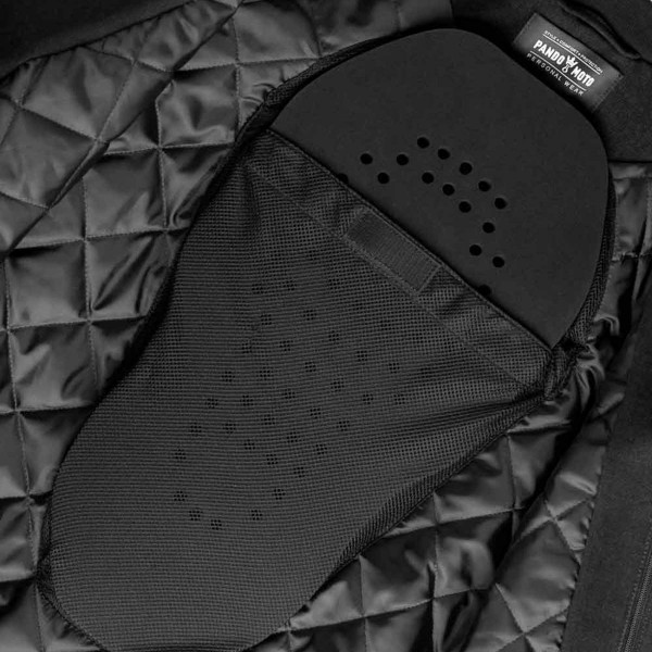 Pando Moto Quatroflex Level 2 Back Protector