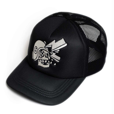 Pando Moto Kabuto Trucker Hat