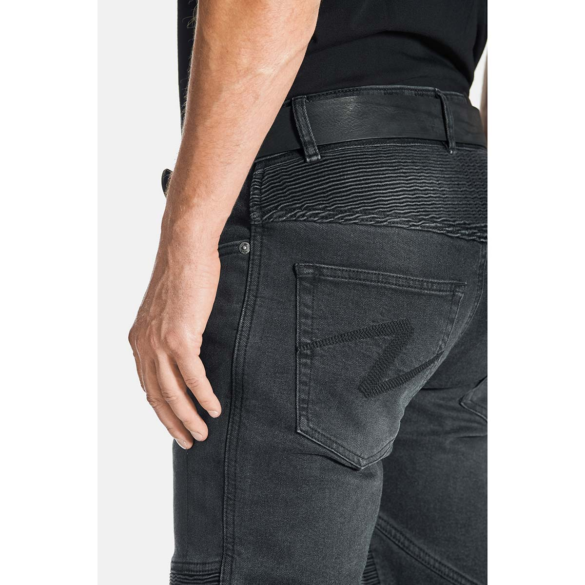 Pando Moto Karl Devil 9 Men's Jeans