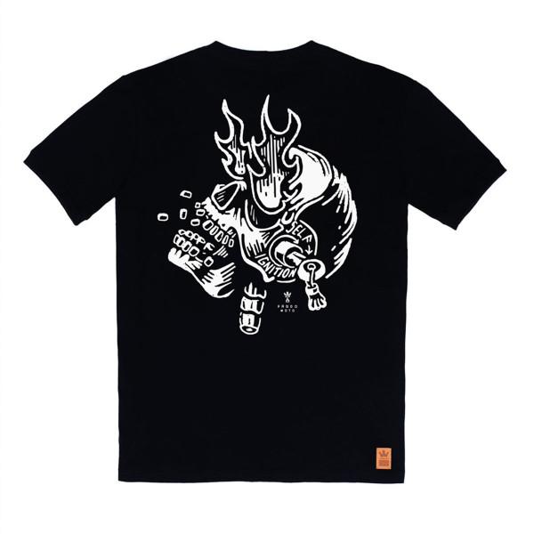 Pando Moto Mike Ignition Unisex T-Shirt