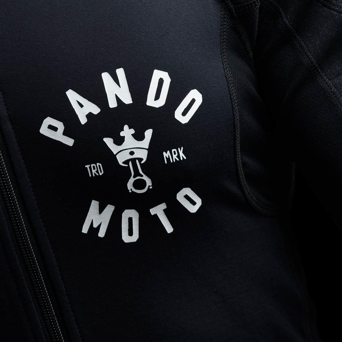 Pando Moto Shell UH 01 - Unisex Base Top