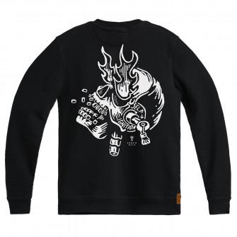 Pando Moto John Ignition Unisex Sweatshirt