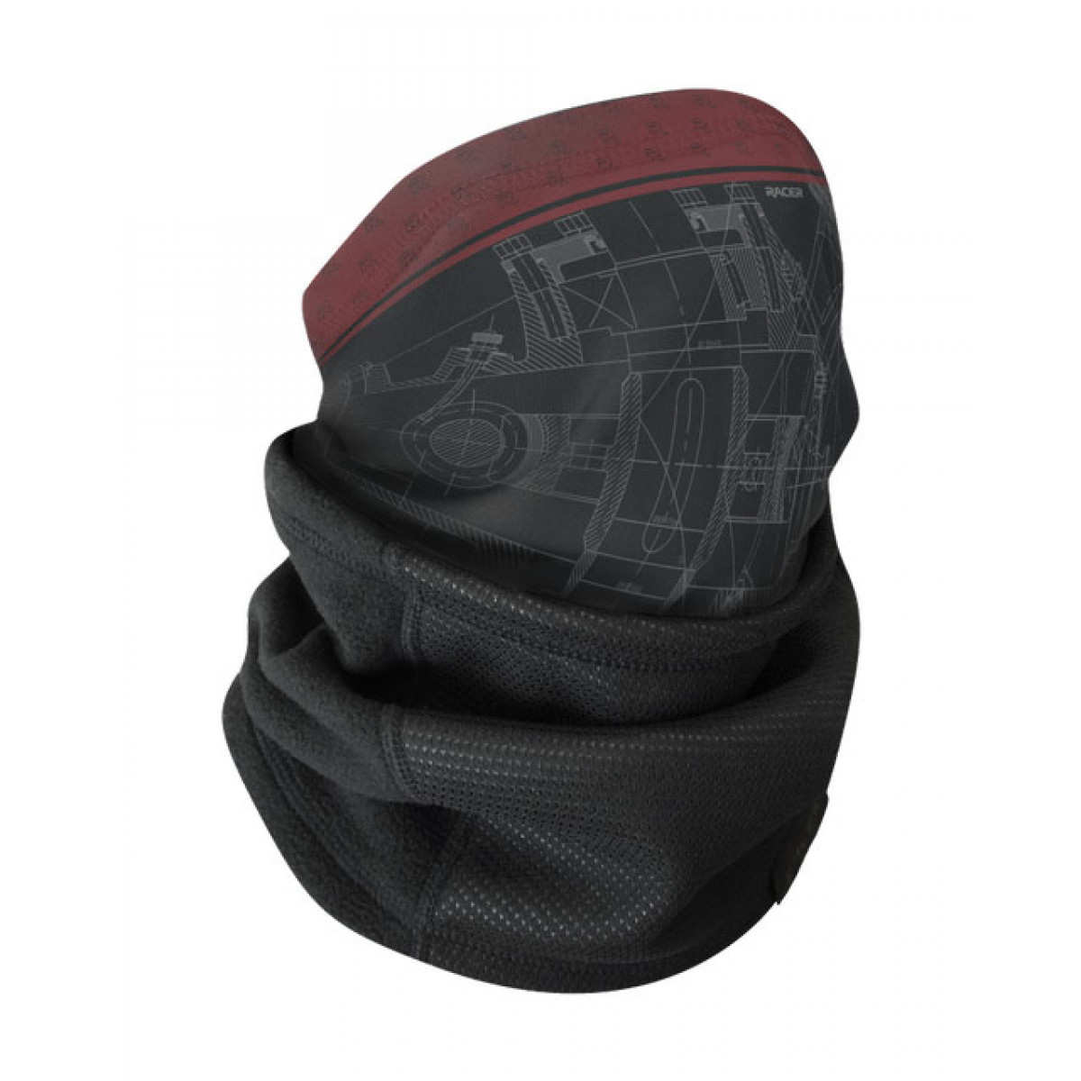 Racer Double Neck Warmer