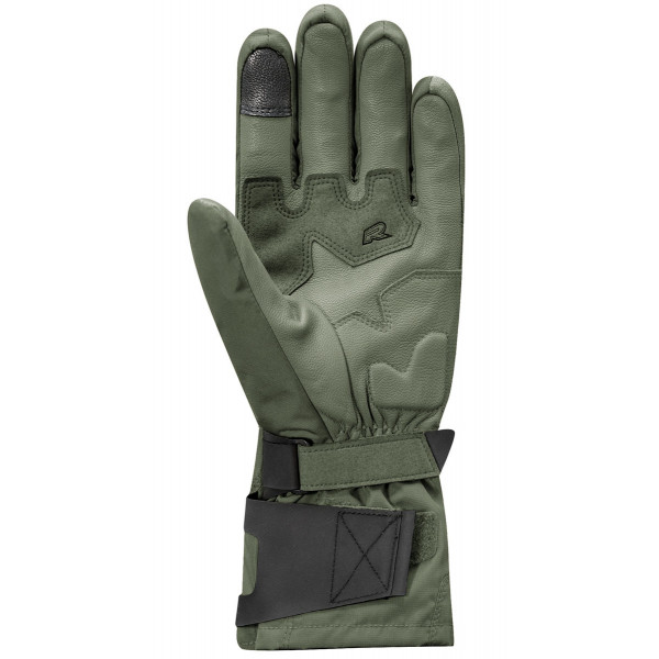 Racer Command GTX Gloves - Khaki Green