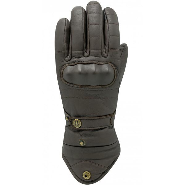 Racer Flynn 3 Gloves - Brown