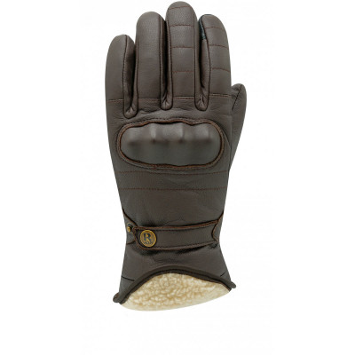 Racer Flynn 3 Gloves - Brown