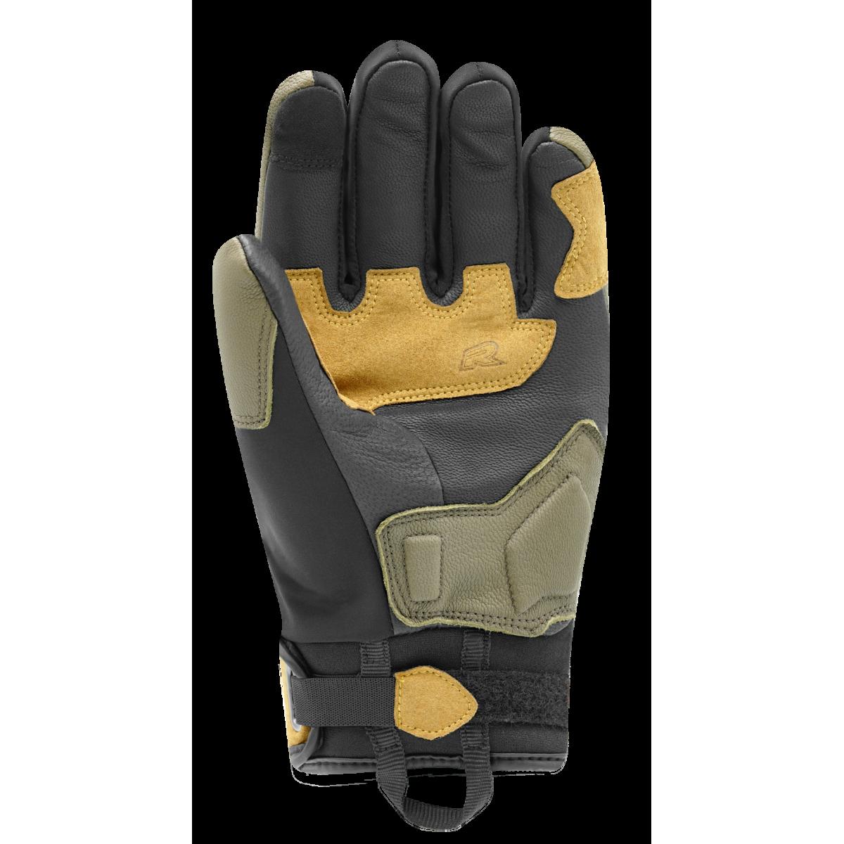 Racer Ronin Winter Gloves - Black Sand
