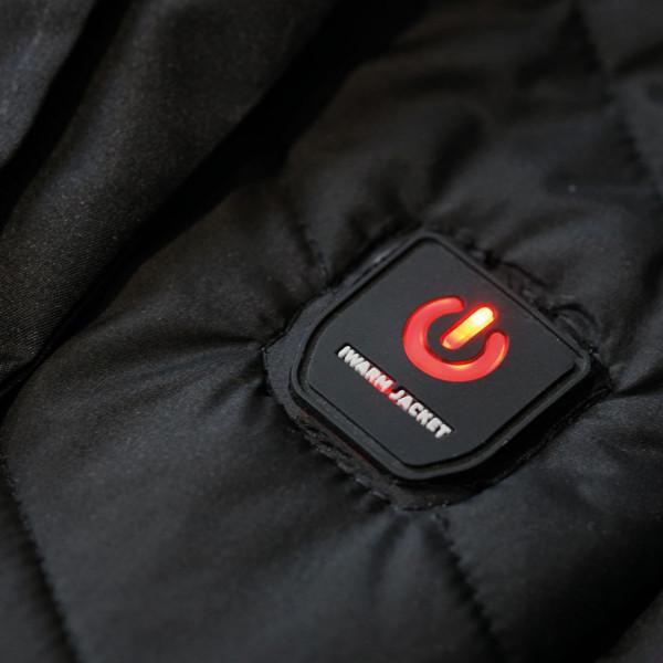 Racer iWarm Heated Jacket