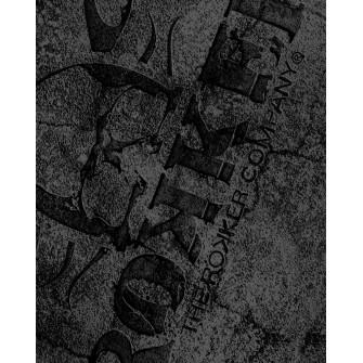 Rokker Neck Warmer Logo Stone Dark