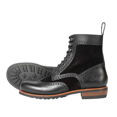 Rokker Mens Frisco Brogue Boot