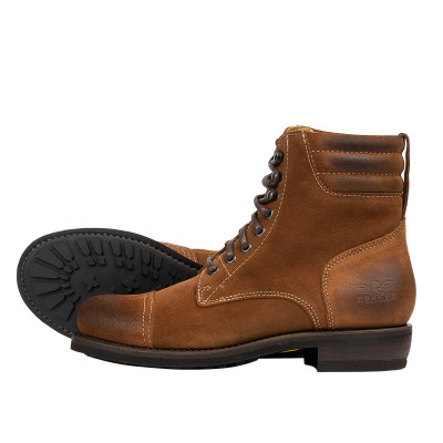 Rokker Mens Urban Racer Boot - Light Brown