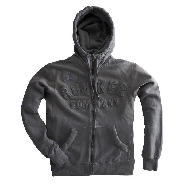 Rokker TRC Hoodie Dark Grey
