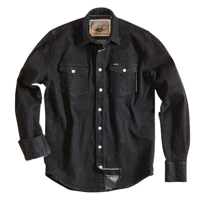 Rokker Maine Denim Shirt