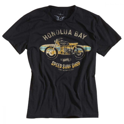 Rokker Honolua Bay T-Shirt Black