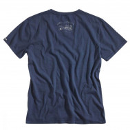 Rokker Surfrider T-Shirt Navy