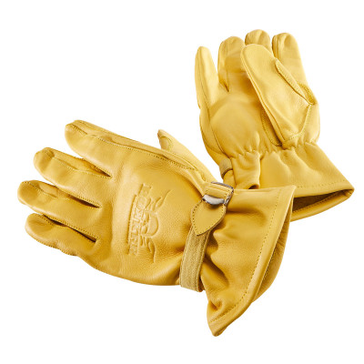 Rokker California Light Gloves Natural Yellow