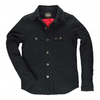 Rokker Black Jack Rider Shirt Thermal Lined