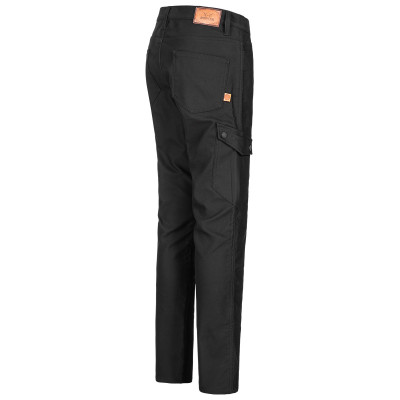 Rokker Black Jack Slim Cargo Pants