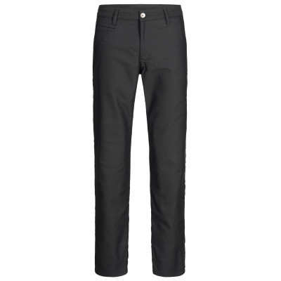 Rokker Chino Black Light Trousers
