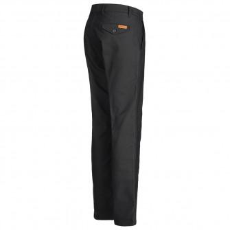 Rokker Chino Black Trousers