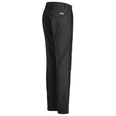 Rokker Chino Black Light Trousers