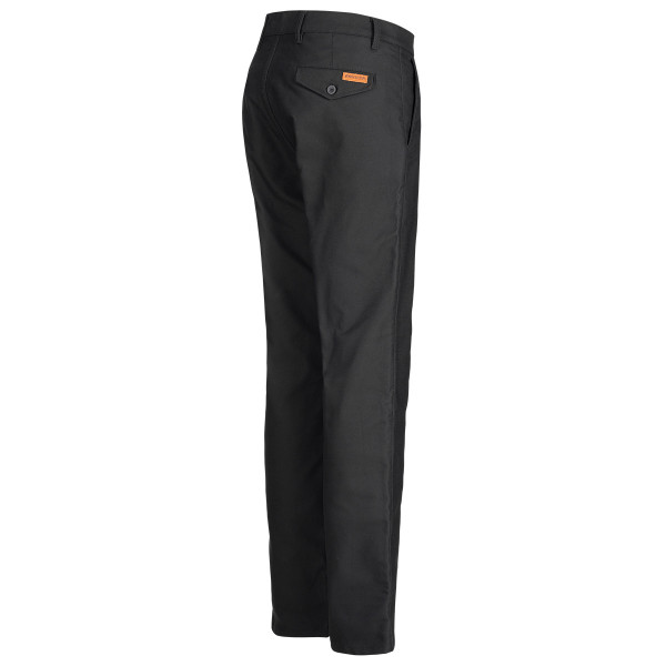 Rokker Chino Black Trousers