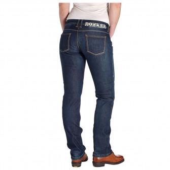 Rokker Revolution Lady Stretch Jeans