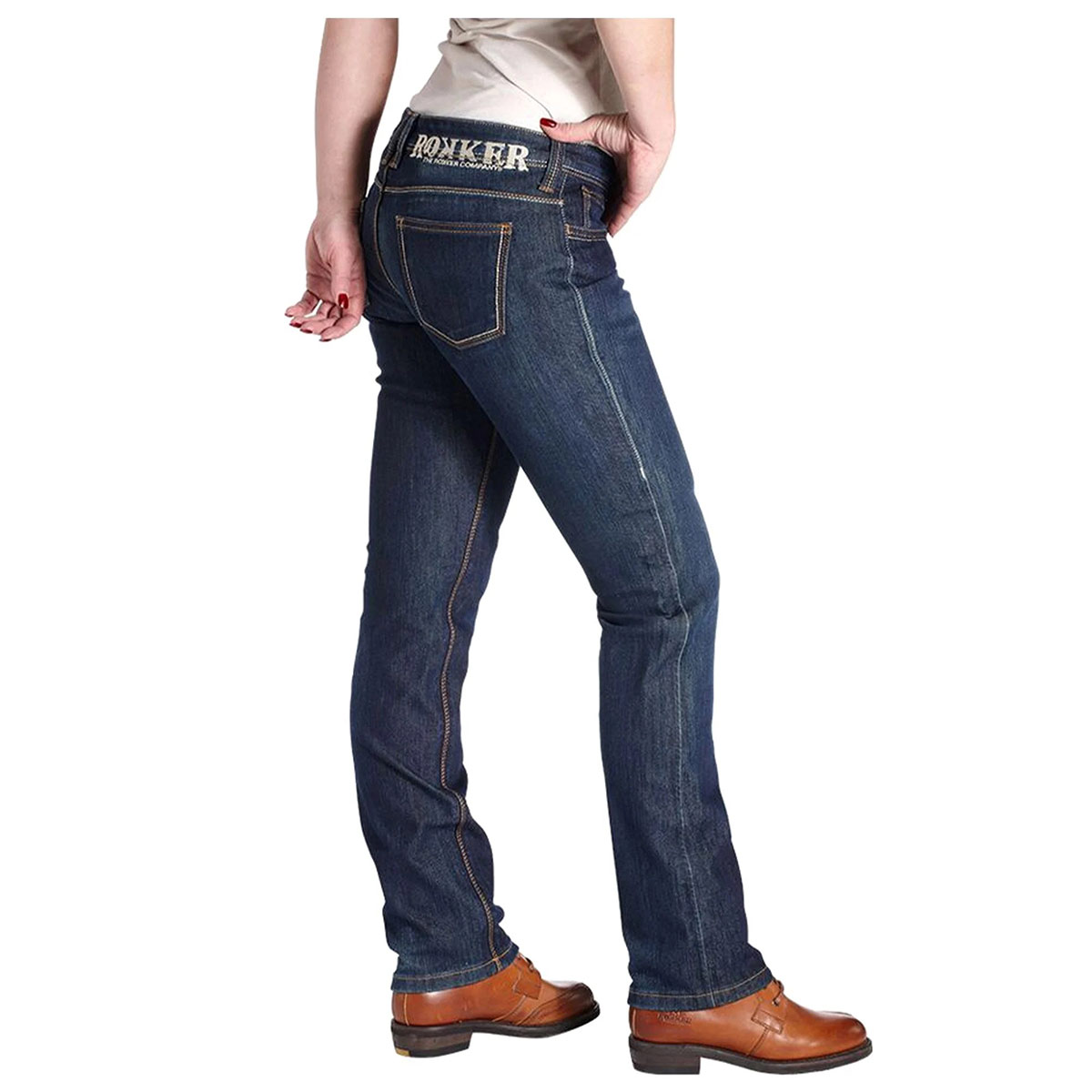 Rokker Revolution Stretch Womens Jeans