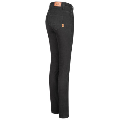 Rokker Rokkertech Jean Lady High Waist Black