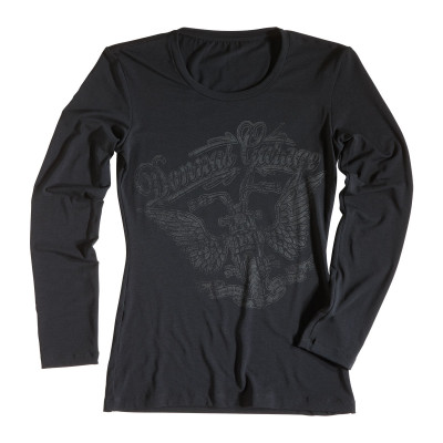 Rokker Performance Ladies L/S T-Shirt Donna's Garage