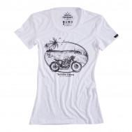 Rokker Performance Ladies T-Shirt Malibu