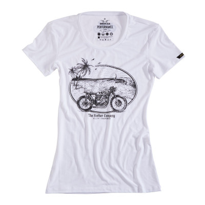 Rokker Performance Ladies T-Shirt Malibu