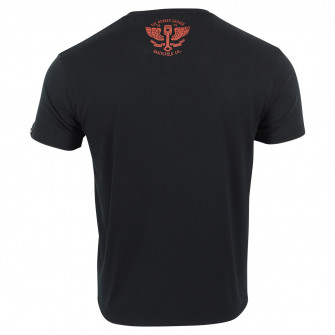 Rokker Performance T-Shirt Bakersfield Black