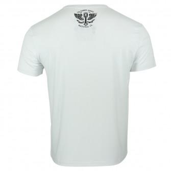 Rokker Performance T-Shirt Bakersfield White
