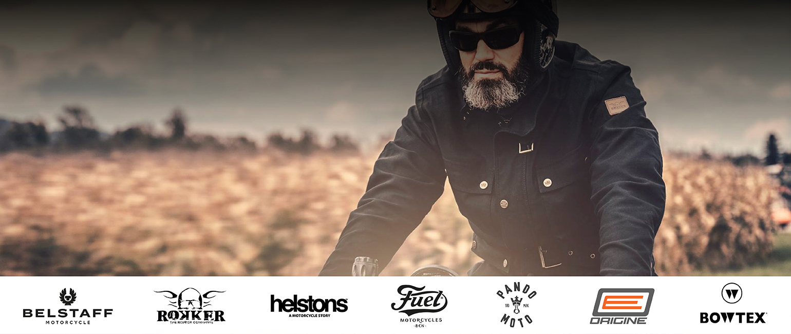 Delivering prestigious brands to discerning motorcyclists