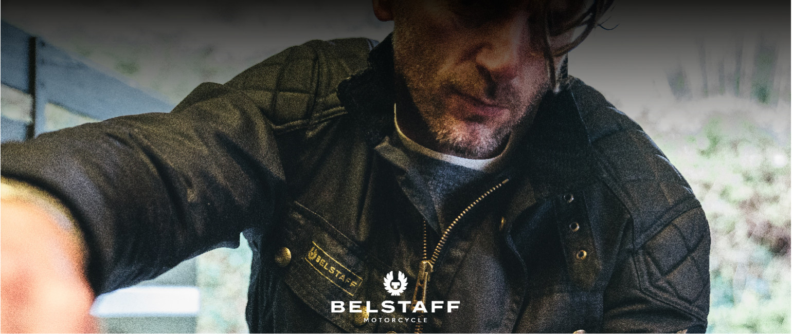 The Motorcycle Collection from Belstaff