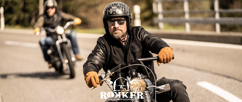 Stylish, Protective Motorcycle Clothing<br />Designed in Switzerland