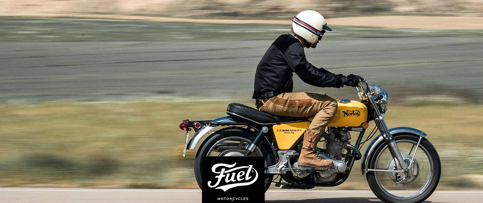 Riding Gear For Nostalgic Riders